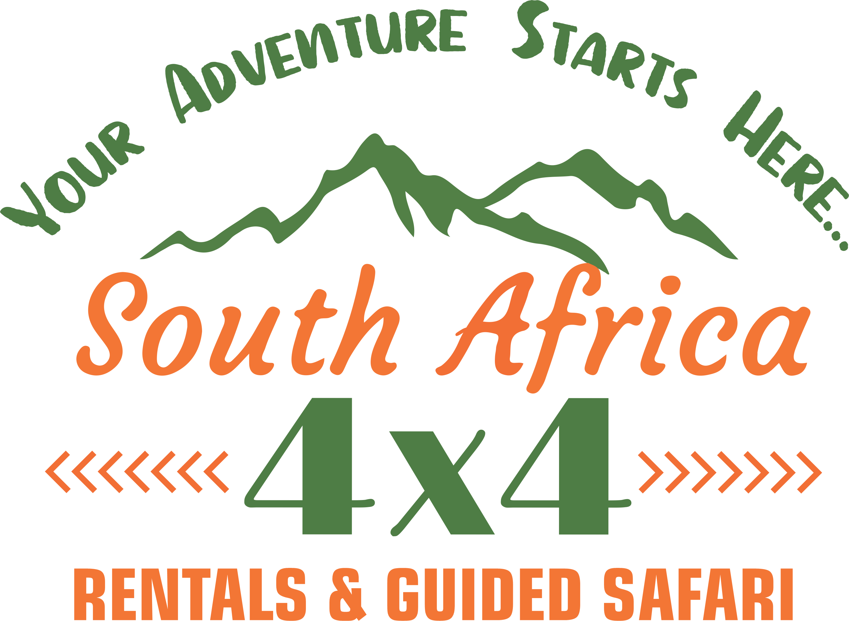South Africa 4×4 Rentals and Guided Safaris