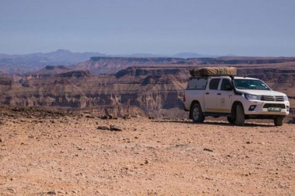 Namibia - Fishriver Canyon