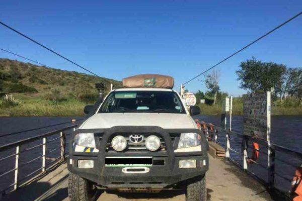 Malgas - Ferry